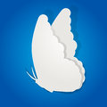 Paper butterfly Royalty Free Stock Photo