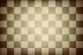 Paper chessboard