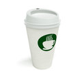 Paper Coffee Cup Stock Images