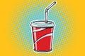 Paper Cup fast food beverage