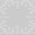 Paper Lace Frame