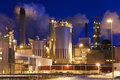 Paper Mill Royalty Free Stock Photo