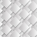 Paper pattern in the gray sky Stock Image