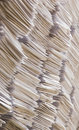 Paper post envelopes Stock Photography