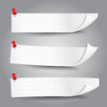 Paper tag banner vector illustration 001