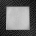 Paper texture on frame Stock Photos