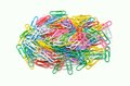 Paperclips Royalty Free Stock Photo