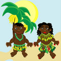 Papuans Royalty Free Stock Photo