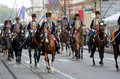 Parada 70 participants, twenty horses and forty members of the marching band have announced the next 300 Alka