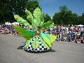 Parade the Circle - The Cleveland Museum of Art Royalty Free Stock Image