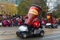 Parade torontos weihnachtsmann Stockbilder