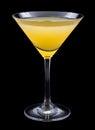 Paradise Cocktail Royalty Free Stock Photo