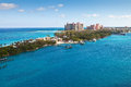 Paradise island in nassau bahamas Stock Photo