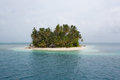 Paradise island, San Blas Royalty Free Stock Photo
