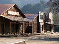Paramount Ranch Royalty Free Stock Images