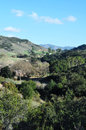 Paramount ranch santa monica mountains Royaltyfria Bilder