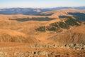 Parang mountain - Romania Royalty Free Stock Image