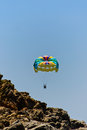 Parasail Stock Photo