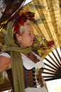 Parasol Mistress 2 Royalty Free Stock Images