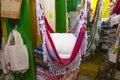 一家纪念品商店的照片在paraty 里约热内卢  西 免版税库存图片