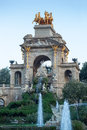 Parc de la Ciutadella Royalty Free Stock Photo