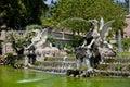 Parc de la ciutadella barcelona catalonia spain Stock Photos
