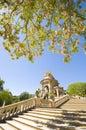 Parc de la ciutadella in barcelona spain may city Royalty Free Stock Images