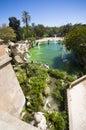 Parc de la ciutadella in barcelona spain may city Stock Photography