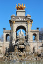 Parc de la ciutadella ciutadella park is a in ciutat vella barcelona catalonia after its establishment during the mid th Stock Image