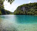 Parc national de plitvice Photos stock