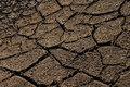 Parched Earth Royalty Free Stock Photography
