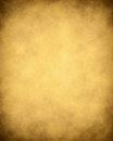 Parchment paper background with vignette Stock Photo
