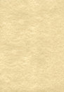 Parchment texture sheet of textured old Royalty Free Stock Photography