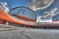 Parco della Musica Royalty Free Stock Photo