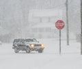 image photo : Please stop snowing
