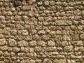 Parede da Idade Média Foto de Stock