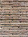 Parede de tijolo romana antiga Foto de Stock Royalty Free