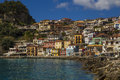 Parga Greece island Royalty Free Stock Photo