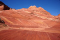 Paria Canyon-Vermilion Cliffs Wilderness, Arizona, USA Royalty Free Stock Photography