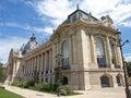 Parijs - Petit Palais Stock Afbeelding