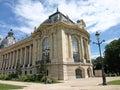 Parijs - Petit Palais Royalty-vrije Stock Fotografie