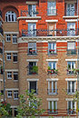 Paris architecture Royalty Free Stock Photo