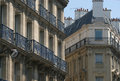 Paris Architecture Royalty Free Stock Images