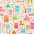 Paris background. Pattern Royalty Free Stock Images