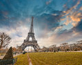 Paris beautiful city landmarks Royalty Free Stock Photo