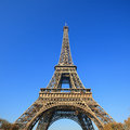 Paris best destinations in europe eiffel tower Stock Image