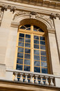 Paris Building Exterior Royalty Free Stock Photo
