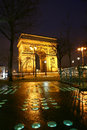 Paris etoile Royalty Free Stock Photography