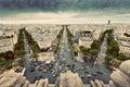 Paris, France Busy Streets, Av...