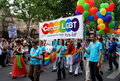 Paris, France: Gay Pride Parade Stock Image